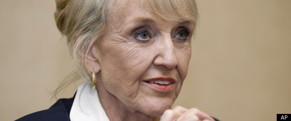 Jan Brewer Book