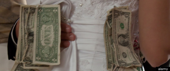 Couples Want Cash Not Gifts For Wedding