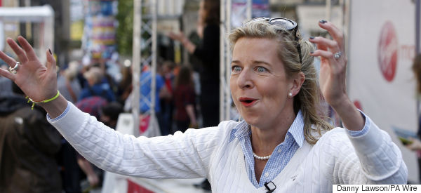 Katie Hopkins And The Far Right In The Med