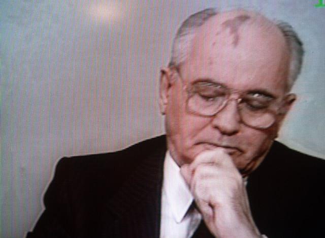 gorbachev 1991