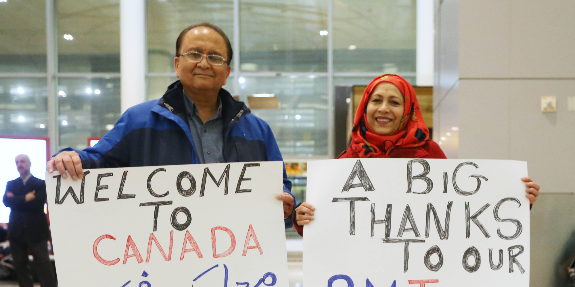 Image result for syrian refugees in canada
