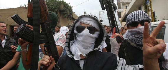 GUNMEN SYRIA