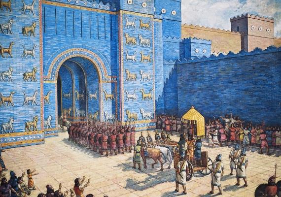 babil history