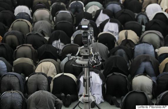 muslim prayers london