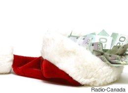 Les achats de Noël: qui dépense le plus? (VIDÉO)