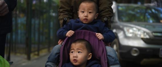 CHINA S POPULATION