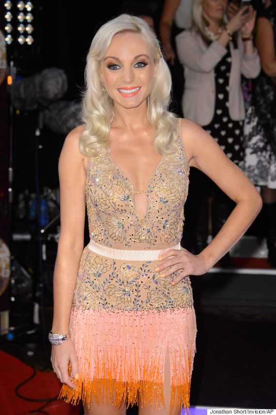 helen george weight loss