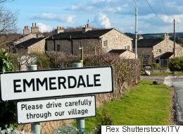 'Emmerdale' Bosses 'Worried' Floods Could Cause 'Disaster' On Set