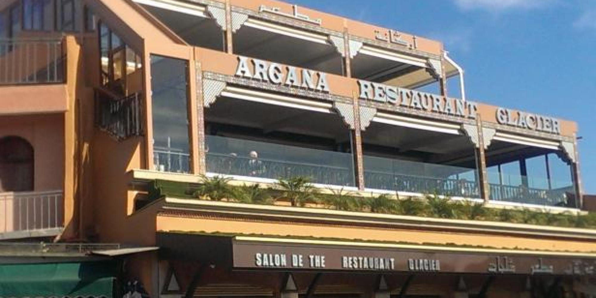 Maroc le caf argana rouvre ses portes 4 ans apr s les for Argana moroccan cuisine