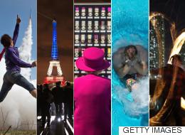 Las mejores fotos para resumir cómo ha sido 2015 en todo el mundo