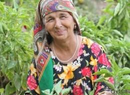 Leben im Klimawandel: Bargigul Tohirova aus Tadschikistan