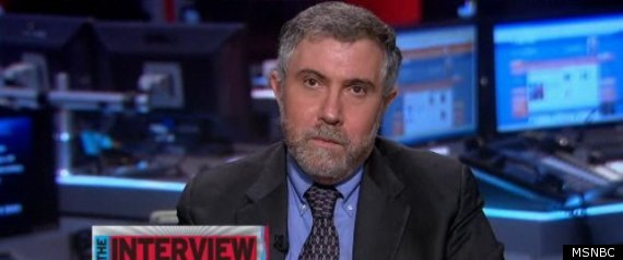 Paul Krugman Occupy Wall Street