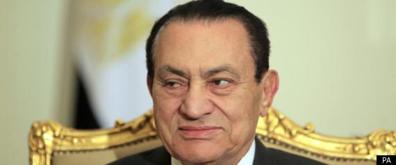 mubarak and gaddafi relationship