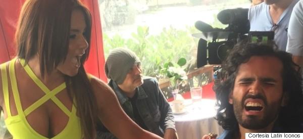 Maripily Rivera debuta con Fabián Ríos