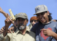 Is Mohammed al-Bibi, Libyan Rebel Who Found Moammar Gaddafi, A Yankees Fan?