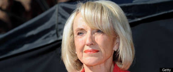 Jan Brewer Waterboarding