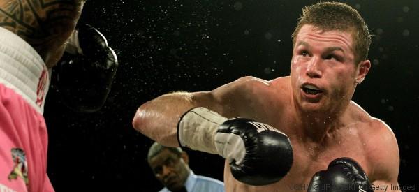 'Canelo' Álvarez es el boxeador del año