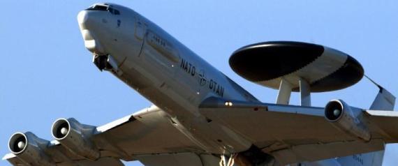 AWACS PLANE
