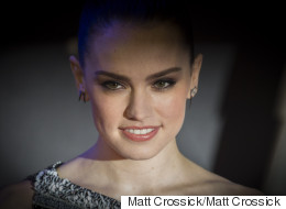 Daisy Ridley From Star Wars: The Force Awakens Is Our Newest Style Crush