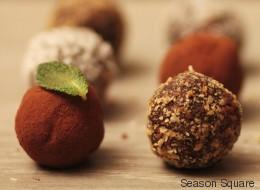 Une recette de truffes rapide et facile à faire
