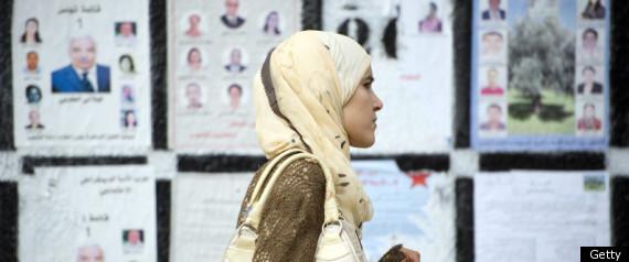 TUNISIA ELECTIONS WOMEN