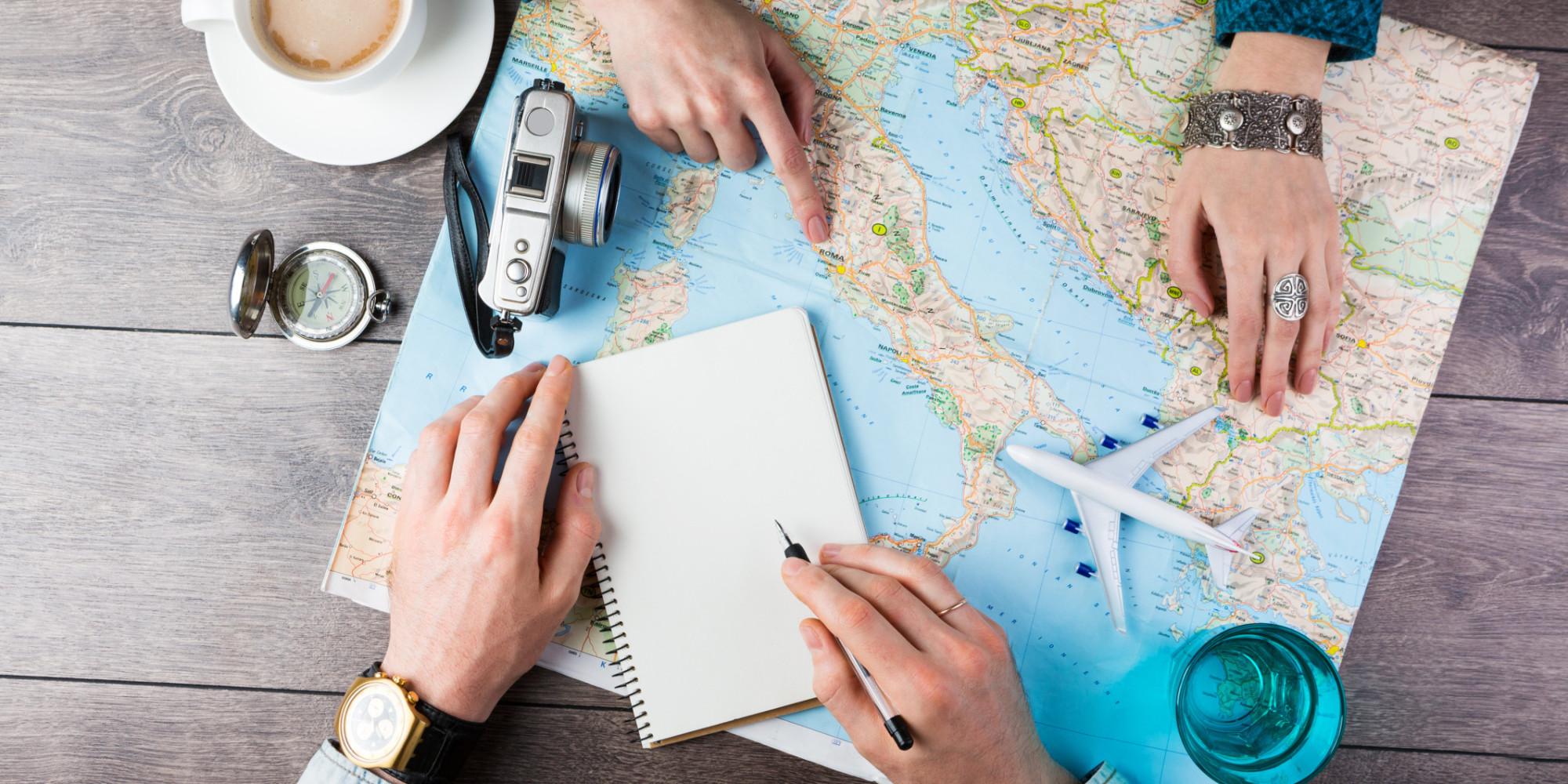 We're Losing the Wonder of Travel