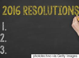 8 résolutions du Nouvel An faciles à tenir