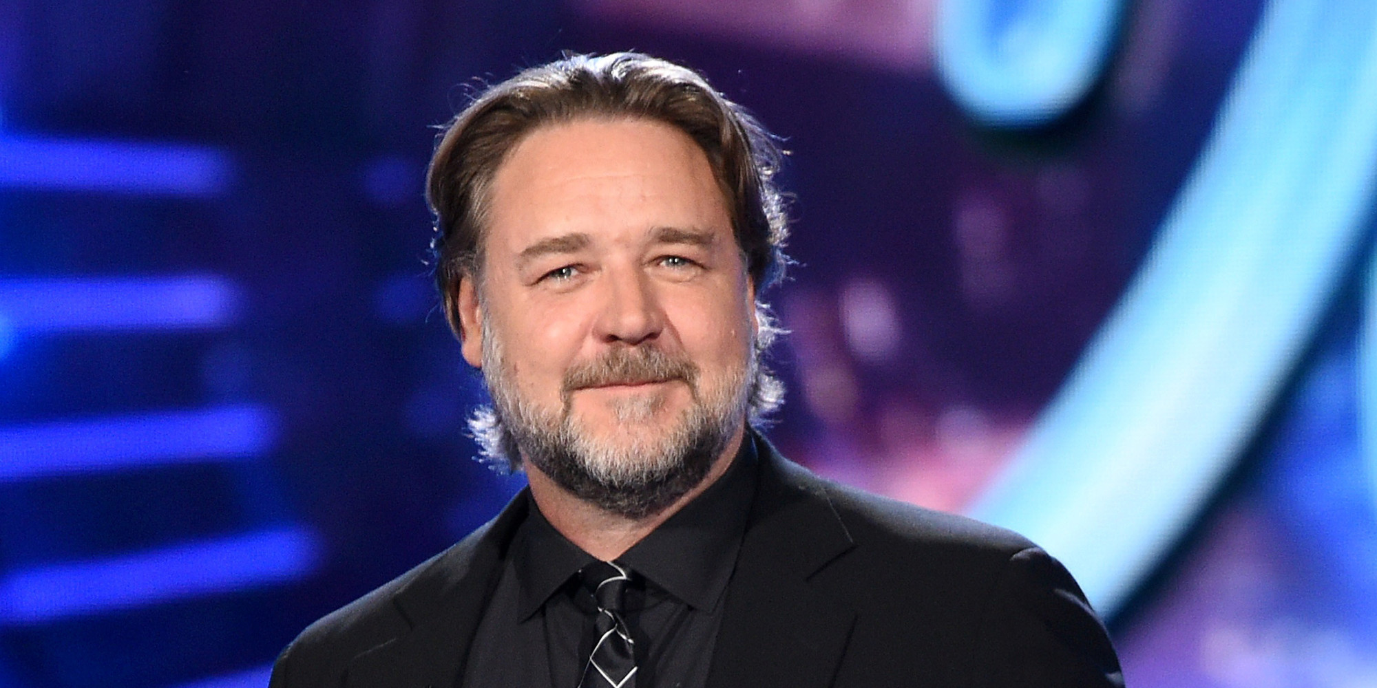 Russell Crowe Unhappy ...