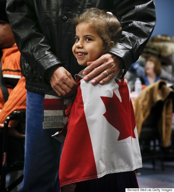 syrian refugees in canada