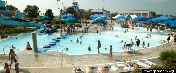ST LOUIS WATER PARKS