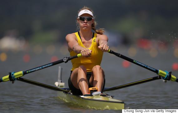 kim crow rowing