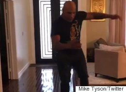 Mike Tyson's Hoverboard Fall Simply Has To Be Seen, And Heard