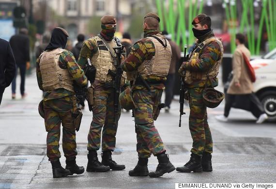 paris attacks belgium police