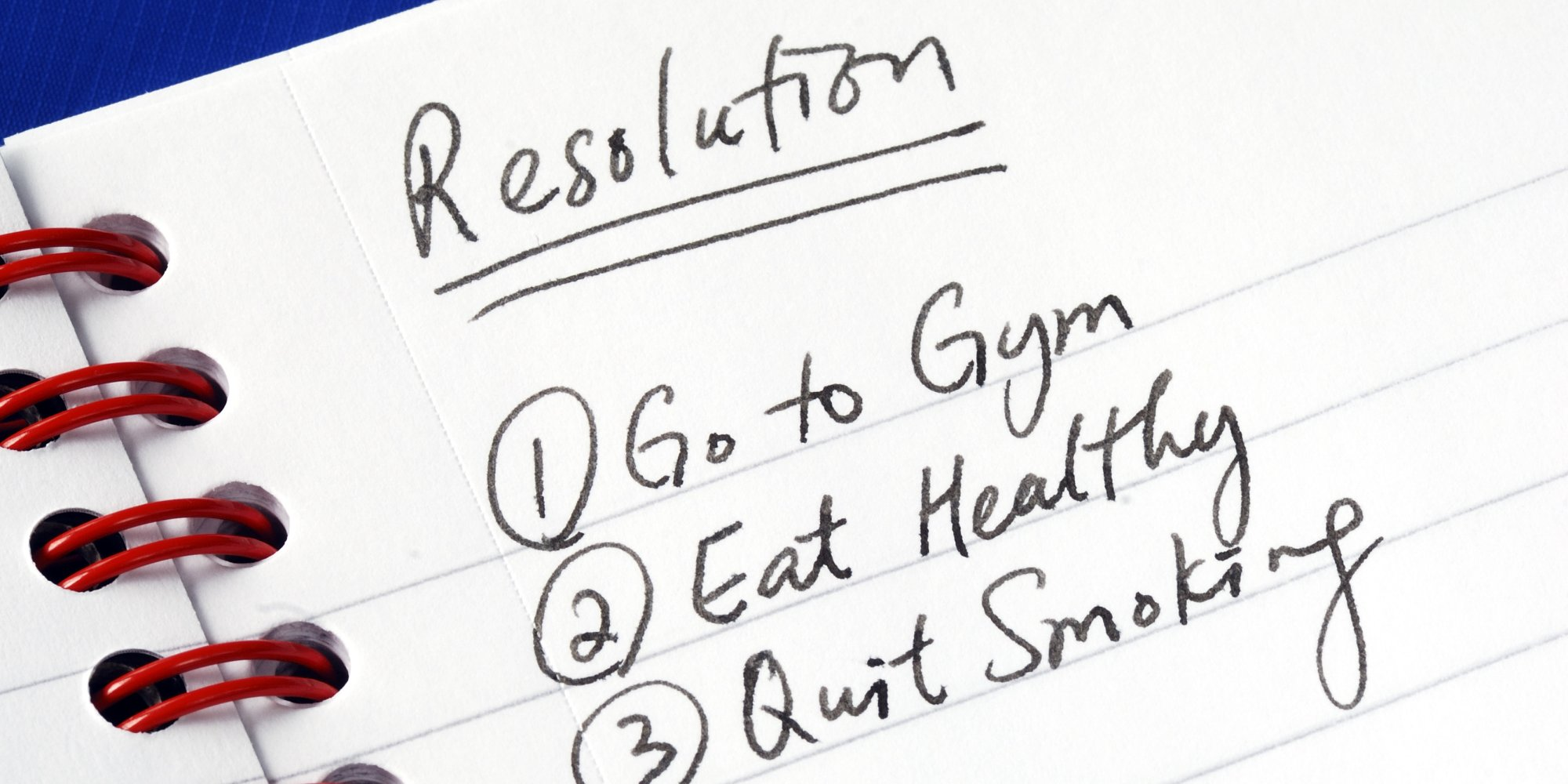 new years resolutions five ways to stick to your goals