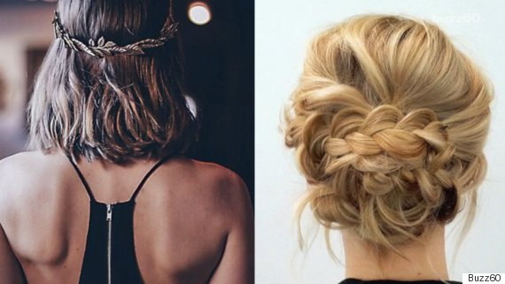 New Year's Eve Hairstyles That Will Last Well After Midnight