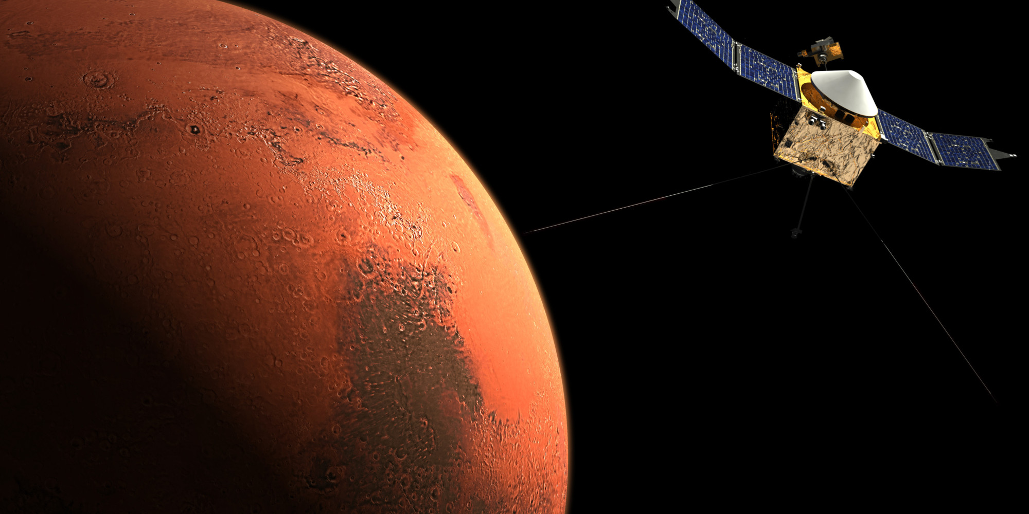 NASA Mars Mission Receives $55 Million To Build Deep Space ...
