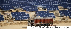 climate change solar