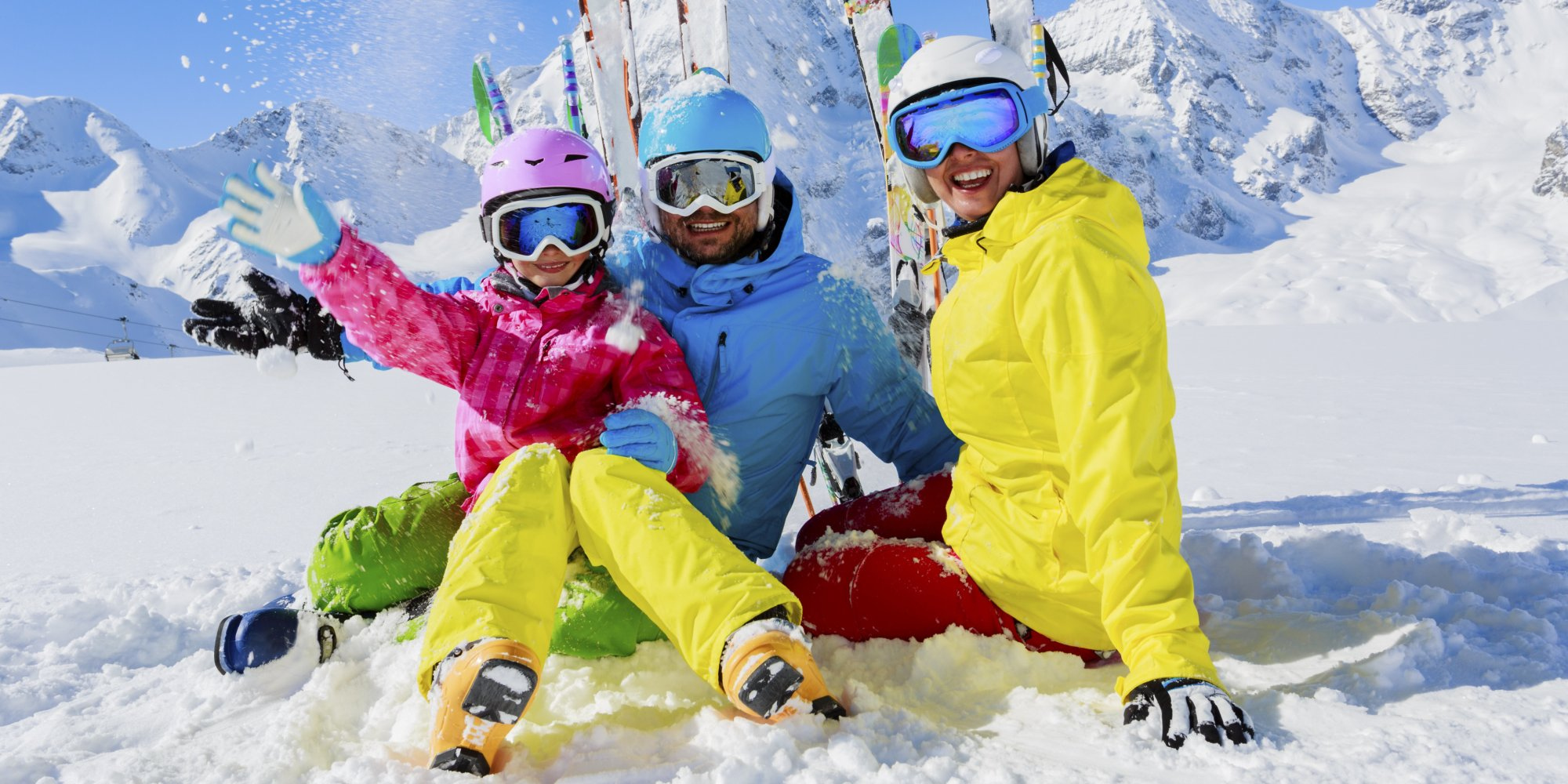 Canadas Top 5 FamilyFriendly Ski Resorts  Allison Eberle