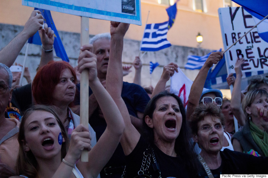 athens women july 2015