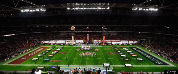 ROGER GOODELL NFL LONDON