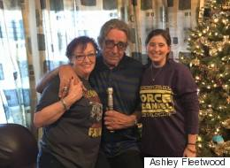 Chewbacca Actor Invites 'Star Wars' Fan's Widow To Home At Christmas