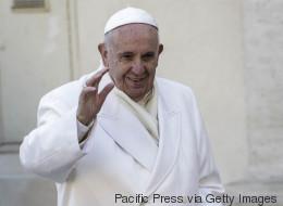 Le pape confie chanter «comme un âne»