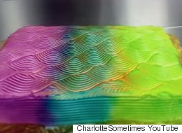 This Colour-Changing Cake Will Blow Your Mind