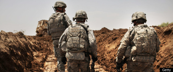 IRAQ WAR ENDING