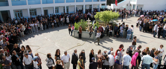 TUNISIA FIRST FREE ELECTIONS
