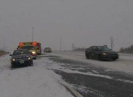 Nouvel an: Prudence sur les routes
