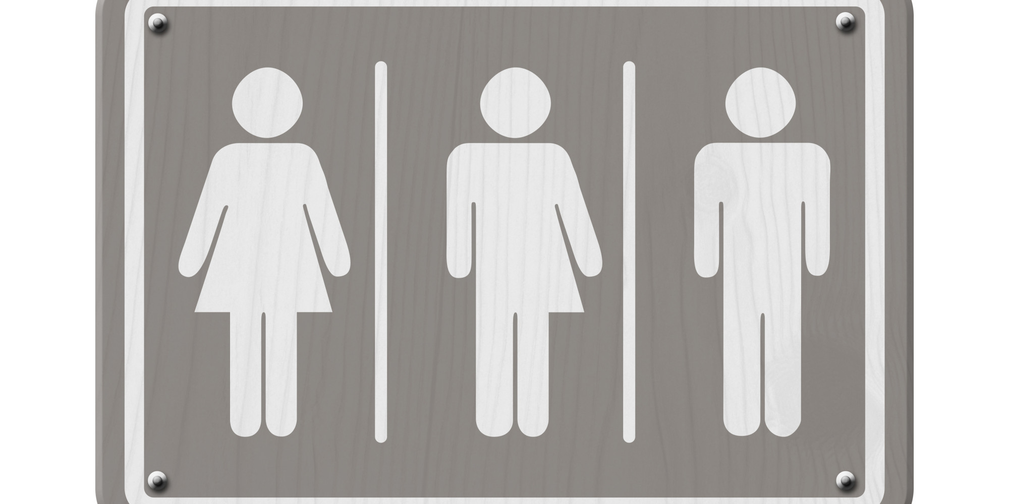 How to tell if the person peeing next to you is - Transgender discrimination bathroom ...