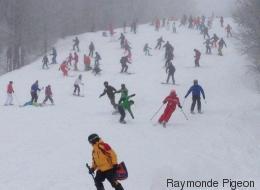 La tempête de mardi a lancé le ski nordique dans le sud-ouest