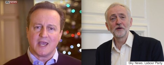 cameron and corbyn