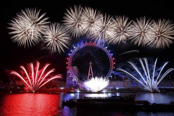 britain new year
